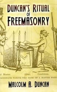 Duncan's ritual of freemasonry