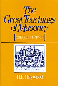 Great teachings of masonry